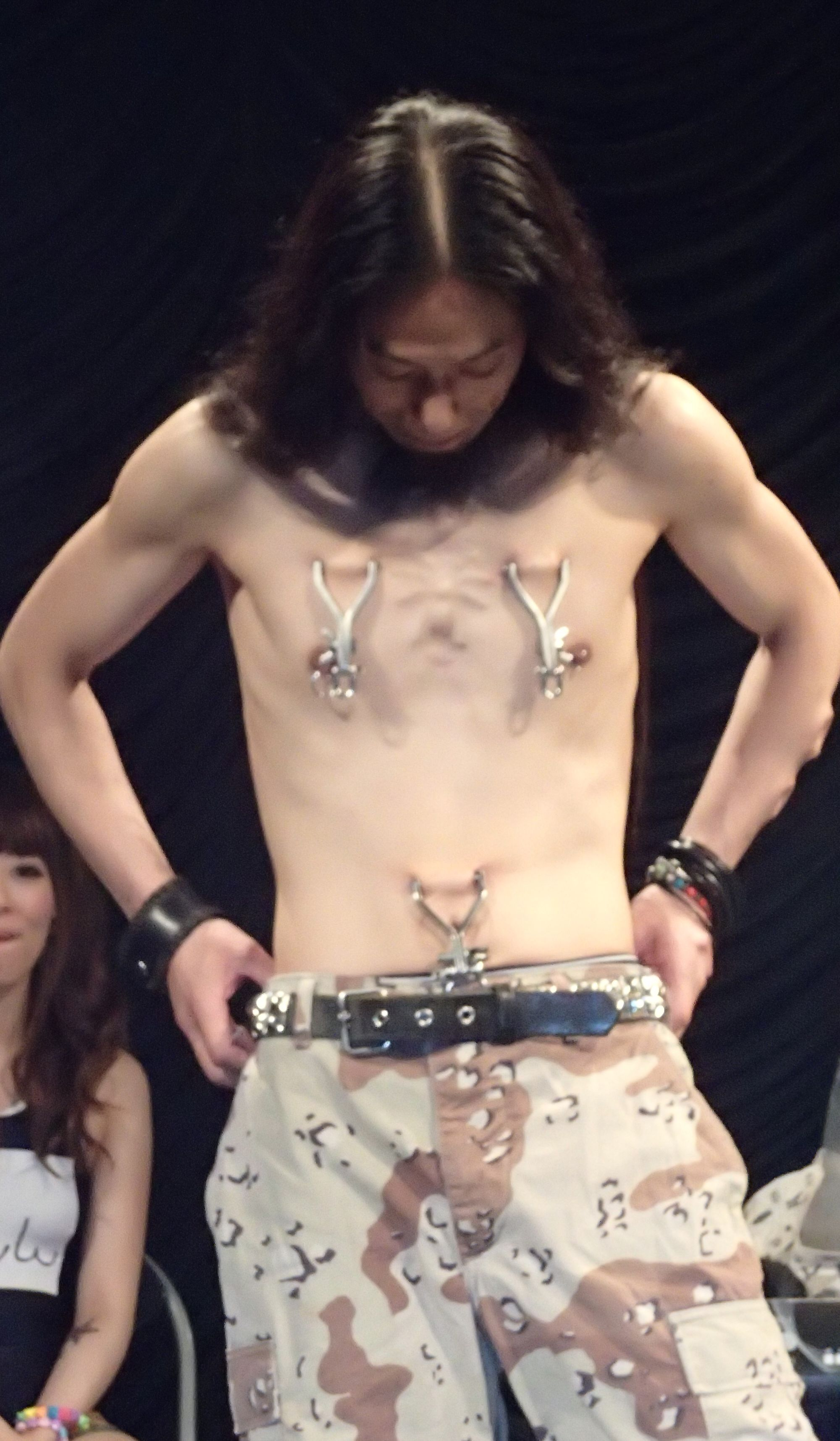 ケロッピー前田さん&THE HOOKERSのサスペンション