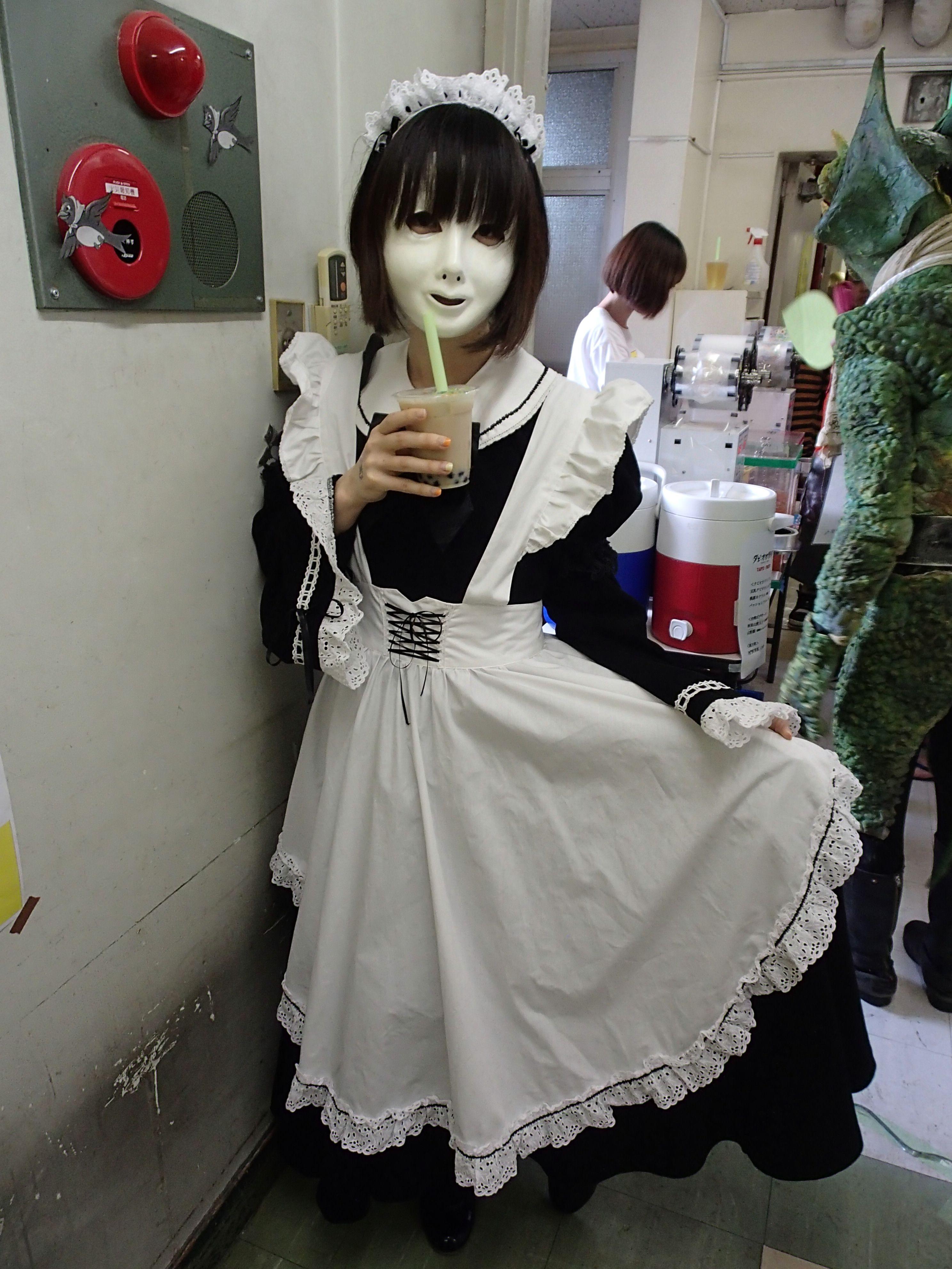 廃病院パーティーVOL.3 ザ★ファイナル@初台玉井病院スタジオ・マスクメイドさん