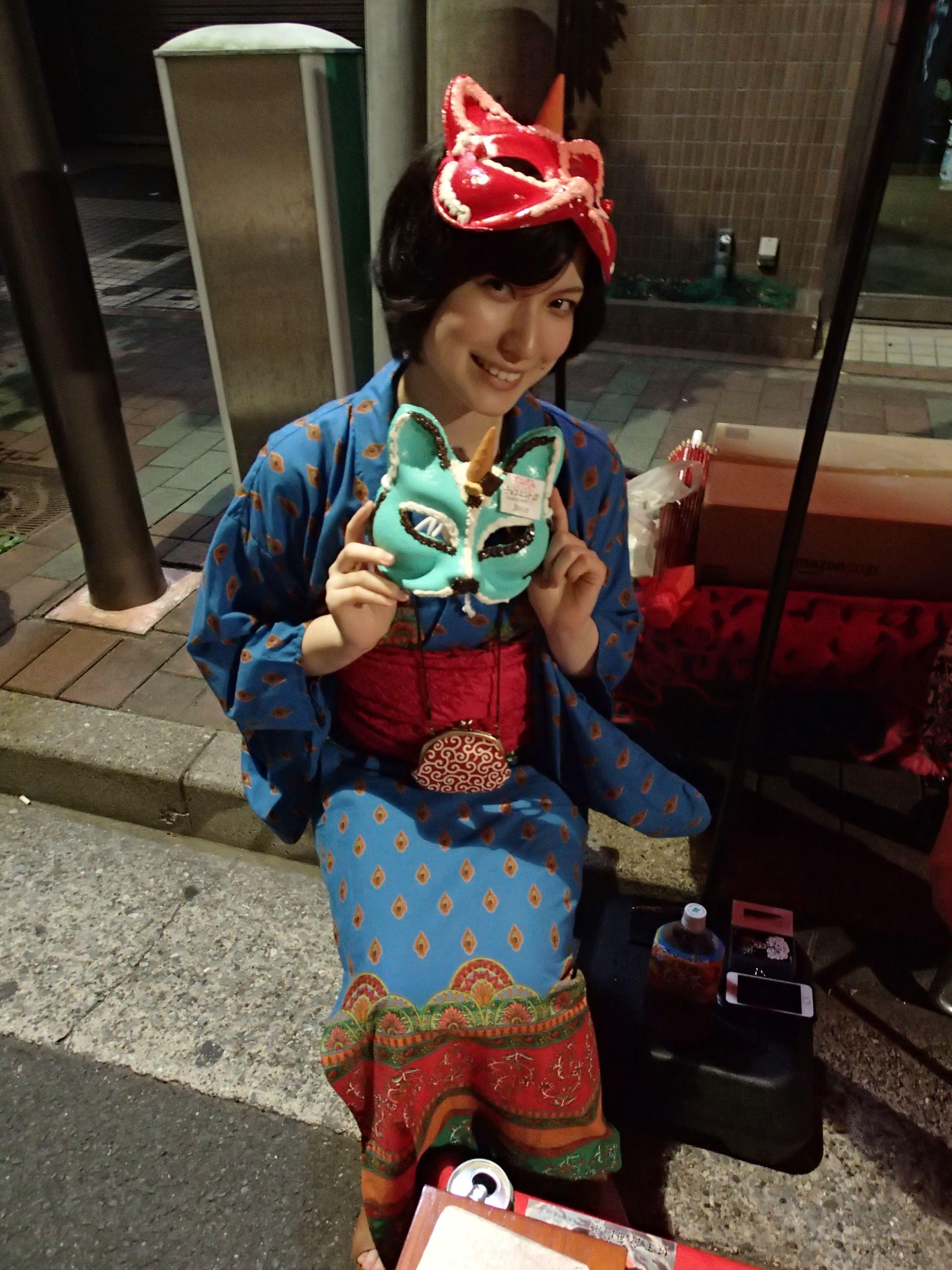 深川お化け縁日@深川資料館通り商店街