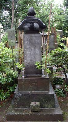 深光寺・滝沢馬琴の墓
