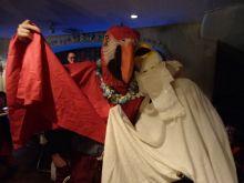 デパートメントH・赤い鳥さん&白い鳥さん