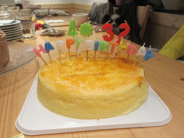wおめでたケーキ