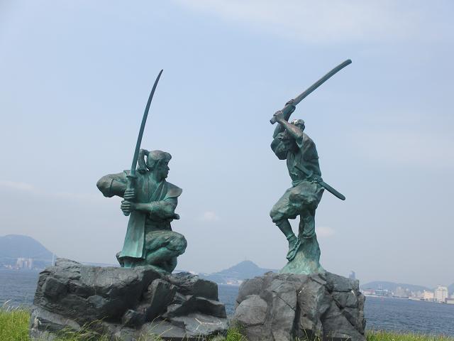 武蔵小次郎