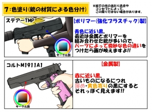 銃描き方講座7