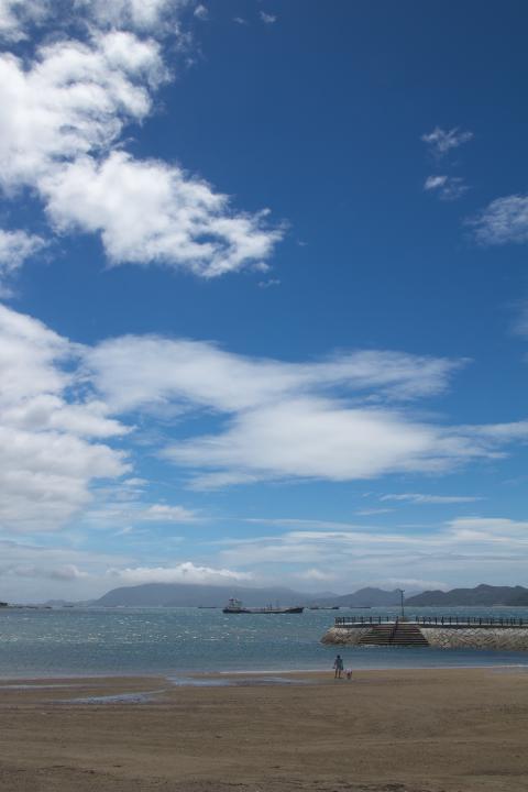 2014台風11号通過01