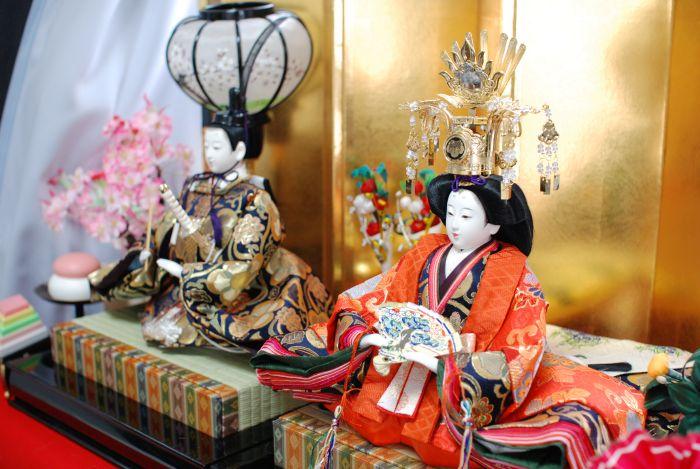 20100303ひな人形