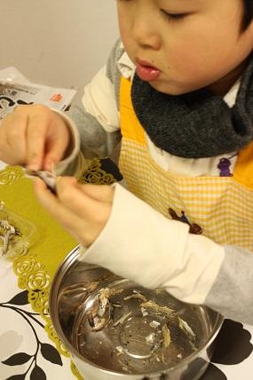 キッズ味噌汁2