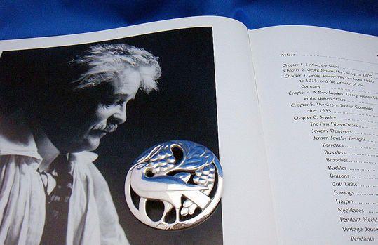 Georg Jensenのコレクター本です