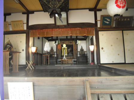 6 椋橋(くらはし)総社拝殿