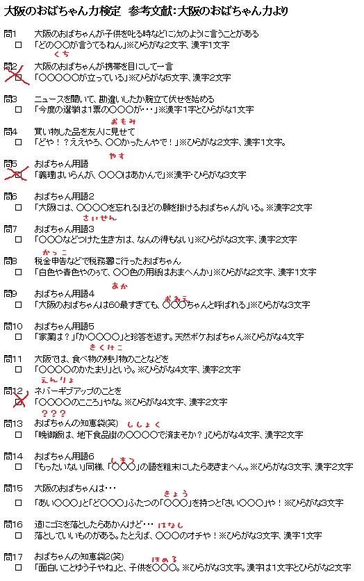おばちゃん検定03