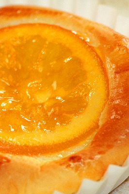 オレンジカスタード