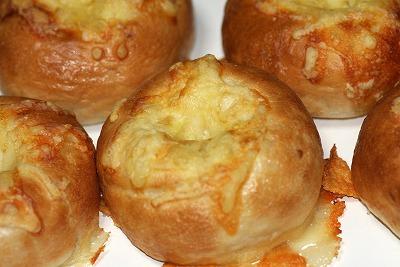 チーズベーグル (2)