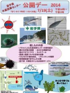 水産技術センター公開デー