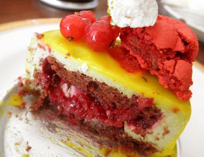 【ケーキ】ラ・グリシーヌ「ミストラル」02