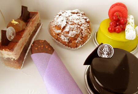 【ケーキ】ラ・グリシーヌ