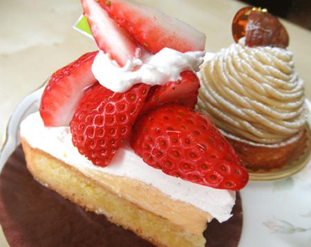 【ケーキ】ヨロイヅカファーム「タルトひたちひめ」 (3)