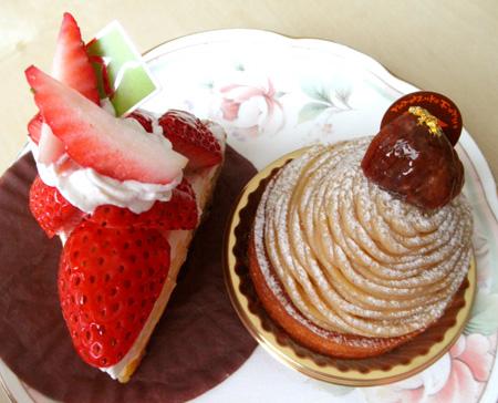 【ケーキ】ヨロイヅカファーム_140301