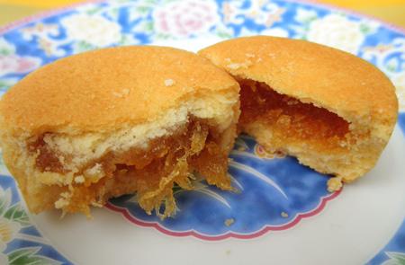 【ケーキ】台湾「パイナップルケーキ」 (6)