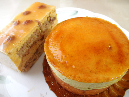 【ケーキ】イル・プルー・シュル・ラ・セーヌ_140307