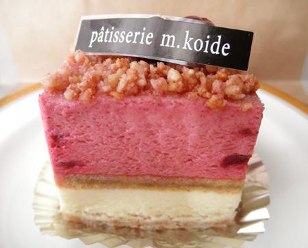 【ケーキ】Mkoide「ムーススリーズ」03