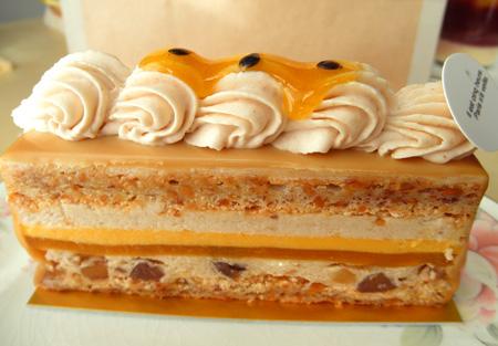 【ケーキ】パリセヴェイユ「マロンパッション」 (3)