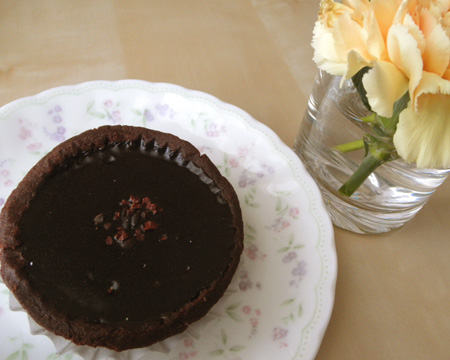 【ケーキ】シュシュクル「タルト・ショコラ」 03