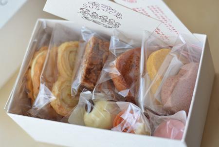 【焼き菓子】シュシュクル「引き菓子」