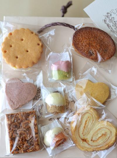 【焼き菓子】シュシュクル「引き菓子」 (7)