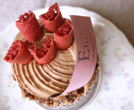 【ケーキ】エチエンヌ「オベリスク」 (3)