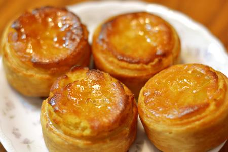 【ケーキ】ロイヤルポテトショップ「マロンポテトパイ」 (2)