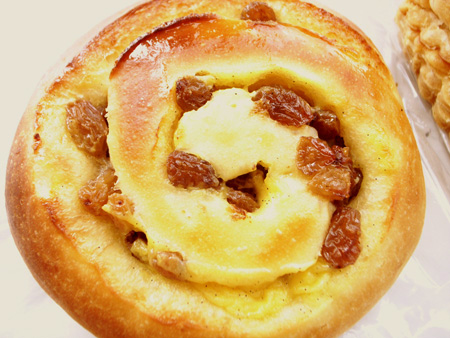 【パン】パリの空の下「パン・オ・レザン」