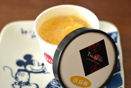 【アイス】tsubomi「南高梅」