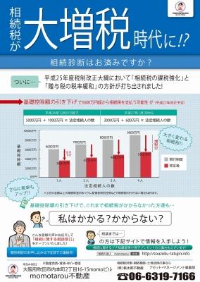 大増税時代に!(momotarouバージョン)
