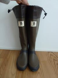 野鳥の会長靴0516