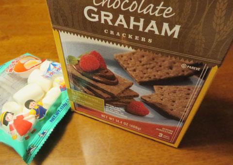 チョコレートグラハム