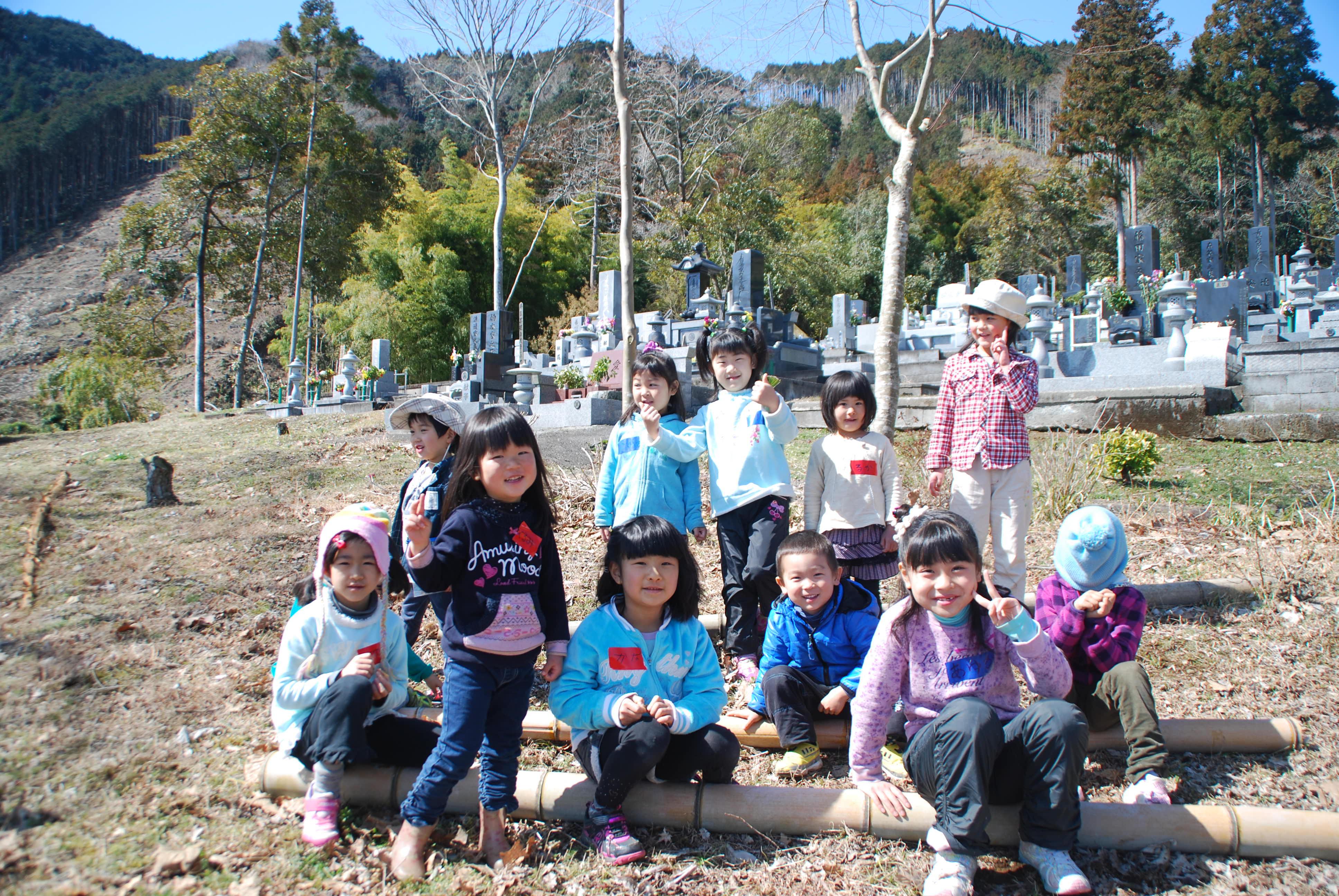 140308森と寺子屋のようちえん 竹ティピー (12)◆