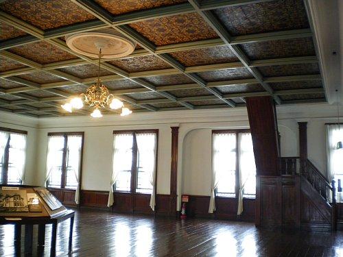 第五十九銀行本店・2階会議室