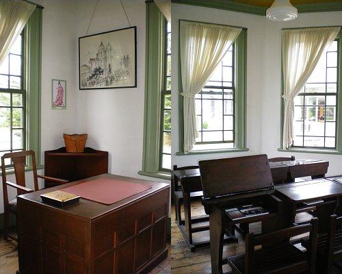 旧弘前市立図書館・1F館長室・婦人閲覧室