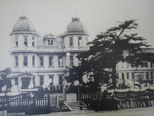 旧弘前市立図書館・明治39年