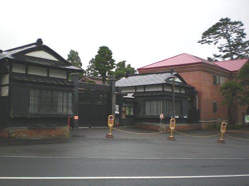旧藤田謙一別邸・正門