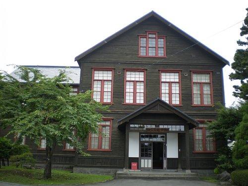 鏡ヶ丘記念館