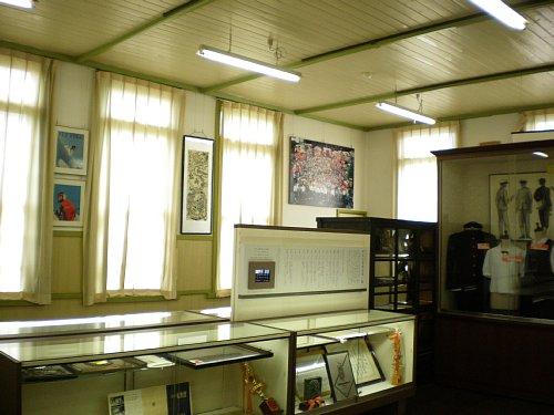 鏡ヶ丘記念館・旧1年級教場