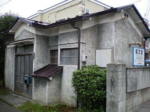 弘前高校近くの家1