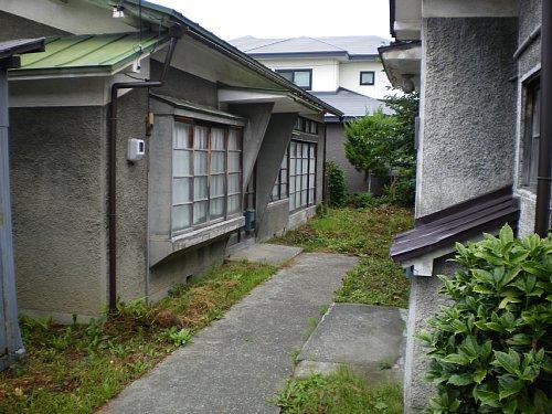 弘前高校近くの家2