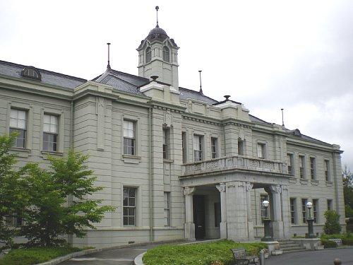 山口県・旧県議事堂
