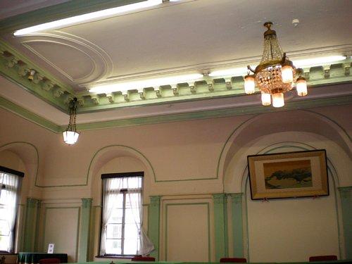 山口県・旧正庁会議室