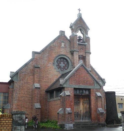 弘前昇天教会