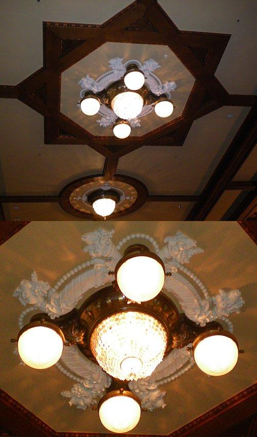 大阪市中央公会堂・小集会室照明