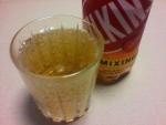 アサヒ飲料「ウィルキンソン ミキシング アップル」