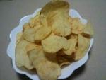 カルビー「ポテトチップス エバラ黄金の味 中辛」